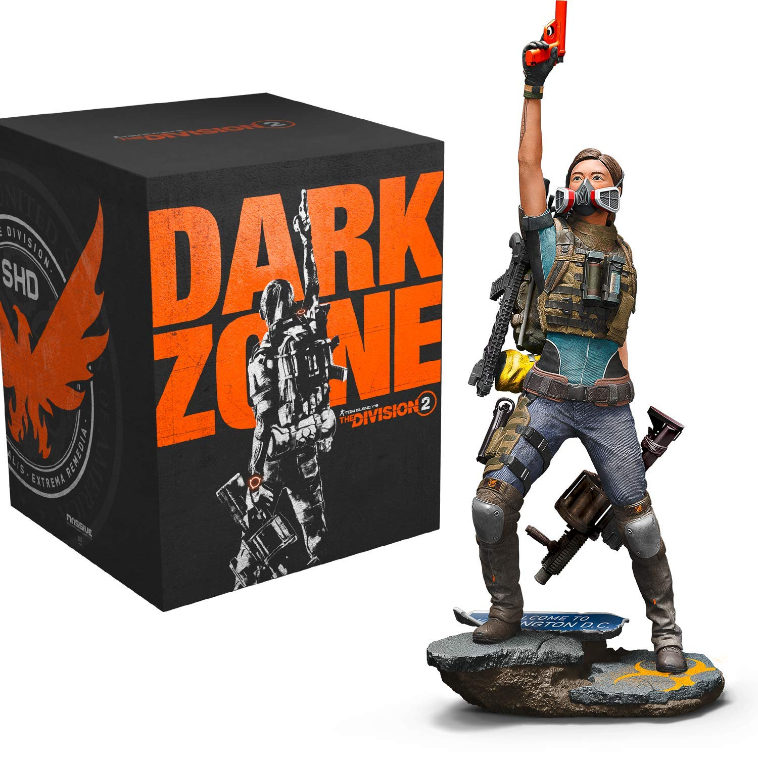 Tom Clancy's The Division 2 - Dark Zone Edition - [PlayStation 4 - Disk]