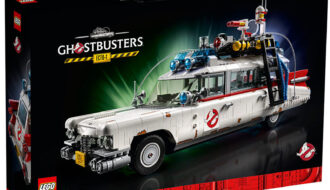 Lego Ghostbusters ECTO-1 (10274)
